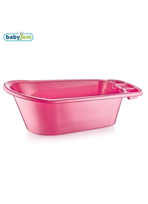Baby Jem Babyjem Bebek Banyo Küveti  Pembe